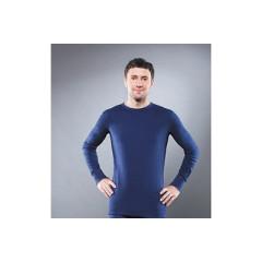 Фуфайка мужская GUAHOO Outdoor Mid-Weight 330 М синий
