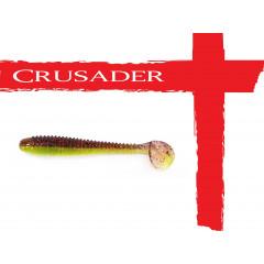 Мягкая приманка Crusader No.08 55мм, цв.213, 10шт.