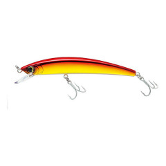 Воблер Yo-Zuri CRYSTAL MINNOW FLOATING плав., 90мм, 7,5г R1123-HGR