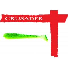 Мягкая приманка Crusader No.07 90мм, цв.202, 10шт.