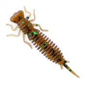 """Личинка стрекозы Fanatik Larva 1.6"""" 4см цвет: 004 10шт."""