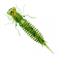 """Личинка стрекозы Fanatik Larva 1.6"""" 4см цвет: 005 10шт."""