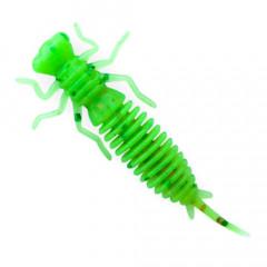 """Личинка стрекозы Fanatik Larva 3.0"""" 7.5см цвет: 020 6шт."""