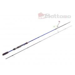 Спиннинг Mottomo Spring MSPS-702L 213см/2-12g