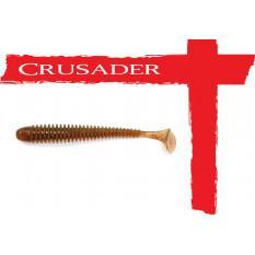 Мягкая приманка Crusader No.07 90мм, цв.015, 10шт.