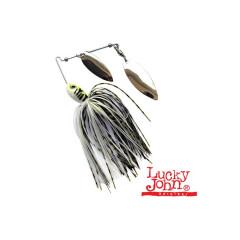 Спиннербейт Lucky John SPINNER BAIT TANDEM BLADE 14.0г 22