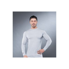 Фуфайка мужская GUAHOO Health Milk 610 ХL светло-серый