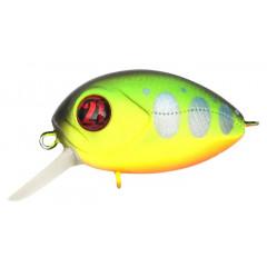 Воблер Pontoon21 Red Rag 36F-SR 5.7g #R10 Chartreuse Yamame Tiger