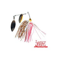 Спиннербейт Lucky John SPINNER BAIT VIBRA FLEX 10.0г 02