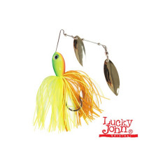 Спиннербейт Lucky John SPINNER BAIT DOUBLE AVALANCHE 28.0г 24