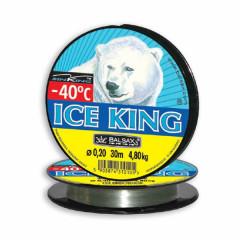 Леска зимняя Balsax Ice King 30м 0,14