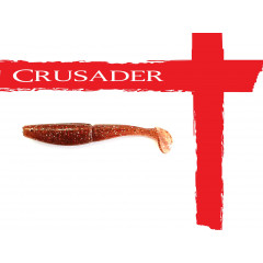 Мягкая приманка Crusader No.12 100мм, цв.016, 5шт.