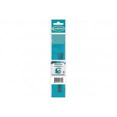 Поводок Контакт Струна STR 15 см, 0.3 мм, 6.5 кг (упак. 13 шт.)
