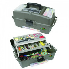 Ящик рыболовный пластиковый Flambeau 1804 TACKLE SYSTEM KWIKDRAW
