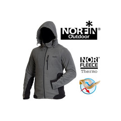Куртка флисовая Norfin OUTDOOR GRAY 02 р.M