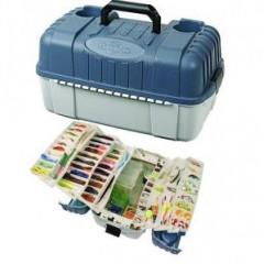 Ящик рыболовный пластиковый Flambeau 2059 TACKLE SYSTEM HIP ROOF BOX