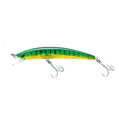 Воблер Yo-Zuri CRYSTAL 3D MINNOW FLOATING плав., 90мм, 7г F1145-HT