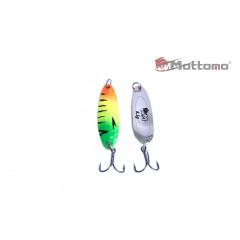 Блесна Mottomo Shiny Blade 8.5g Fire Perch