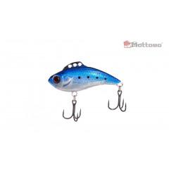 Воблер Mottomo Saltar 40S 4g Dark Blue Silver