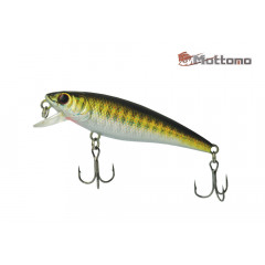 Воблер Mottomo Bang Minnow 65SP 6,3g Col:A031 Golden Misty