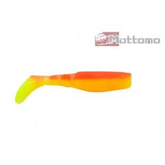 Виброхвост Mottomo X-JIG 7см Orange Yellow 10шт.