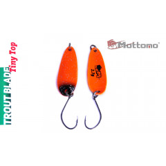 Блесна Mottomo Trout Blade Tiny Top 2.7g 022
