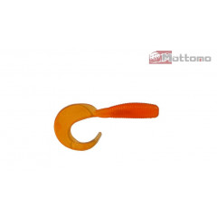 Твистер Mottomo Tornado 5,5см Light Orange 20шт.