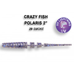 "Мягкая приманка Crazy Fish POLARIS 2"" 17-5.5-29-6"