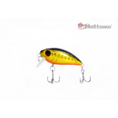Воблер Mottomo Stalker 36F 3,5g Col:A192 Gold Flash