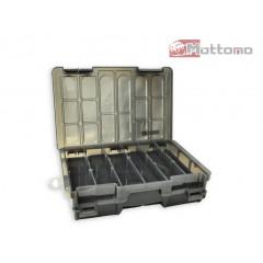 Коробка рыболовная Mottomo 9D001 28x18x7