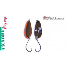Блесна Mottomo Trout Blade Tiny Top 2.0g 015
