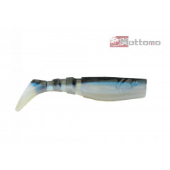 Виброхвост Mottomo X-JIG 7см Whitefish 6шт.