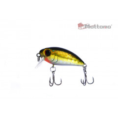 Воблер Mottomo Stalker 36F 3,5g Col:A031 Golden Misty