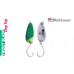 Блесна Mottomo Trout Blade Tiny Top 3.2g 021