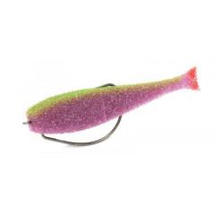Приманка LeX Classic Fish OF 8 PLB (фиолетово-салатовый)