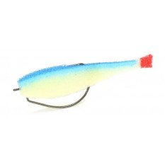 Приманка LeX Classic Fish OF 8 WBLB (бело-синий)