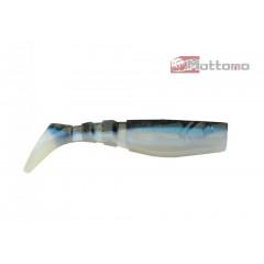 Виброхвост Mottomo X-JIG 7см Whitefish 10шт.