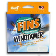 Шнур FINS WindTamer 135m green 80lb-0.45mm