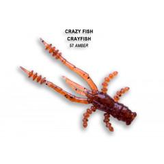 Мягкая приманка Crazy Fish CRAYFISH 26-45-57-6