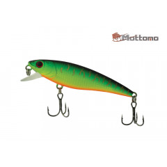 Воблер Mottomo Bang Minnow 65SP 6,3g Col:A020 Ghost Tiger