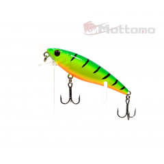 Воблер Mottomo Bang Minnow 65SP 6,3g Lime Tiger