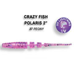 "Мягкая приманка Crazy Fish POLARIS 2"" 17-5.5-27-6"