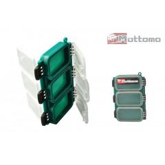 Коробка рыболовная Mottomo MB9005 11,3X7,9X2,3