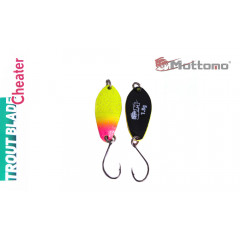 Блесна Mottomo Trout Blade Cheater 1.8g 013