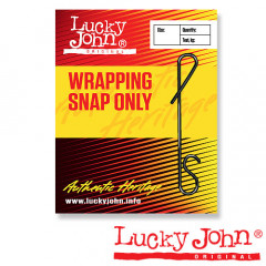 Соединители безузловые Lucky John Wrapping S 8кг 10шт.