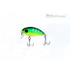 Воблер Mottomo Stalker 36F 3,5g Col:A020 Ghost Tiger