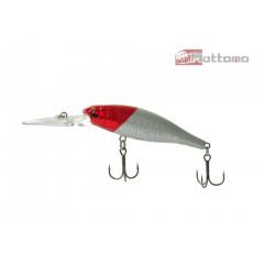 Воблер Mottomo Boca 90F 7g Col:A011 Red Head