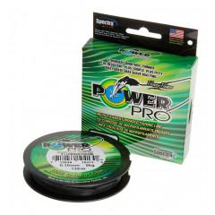Плетеный шнур Power Pro Moss Green 0.10/5kg 135m