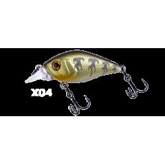 Воблер FISHYCAT ICAT 32F-SR сol.X04