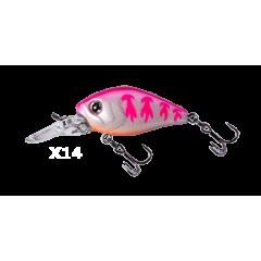 Воблер FISHYCAT ICAT 32F-DR col.X14